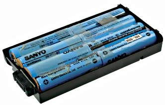 NiMH Laptop Battery & Cells